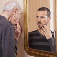 Man-In-Mirror-Photo-by-Tommaso-Lizzul